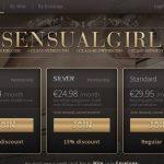 Buy Sensualgirl Account