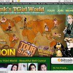 Franks T-Girl World Free Trial Member