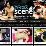 Free Account Homo Scene Offer