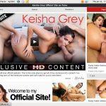 Grey Keisha Site Rip