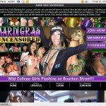 Mardi Gras Uncensored Porn Site