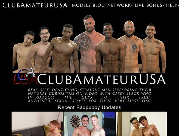 Premium Clubamateurusa.com Account Free