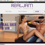 Real Jam VR Kennwort