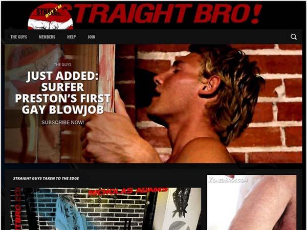 Straightbro.com Paypal?
