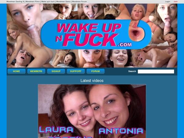 Inside Wakeup N Fuck