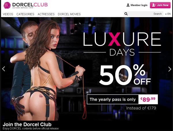 Dorcel Club Image Post